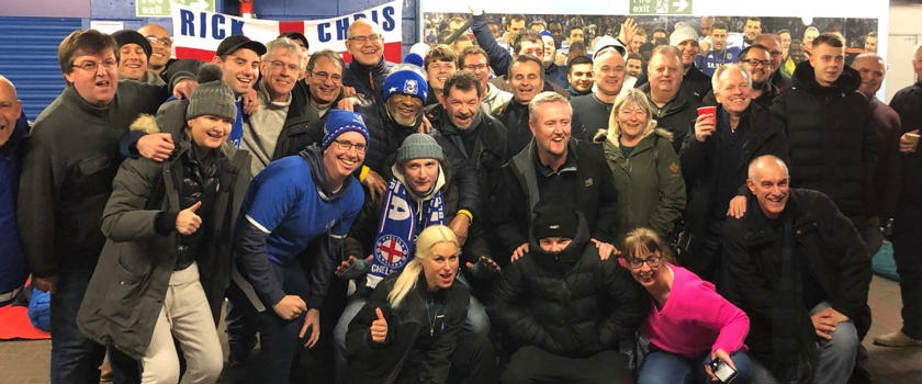 The Big Stamford Bridge Sleep Out