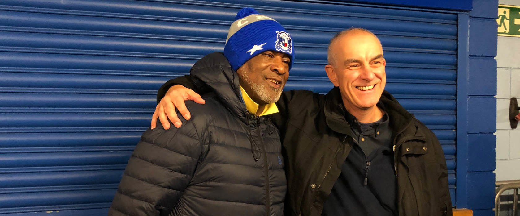 Chelsea Football Stadium hosts Sleep Out