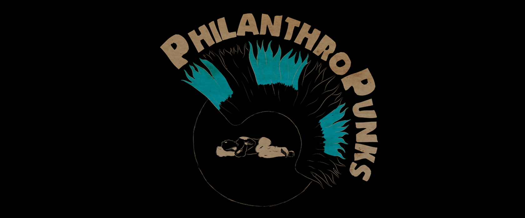 Philanthropunks are fundraising to give others shelter and support