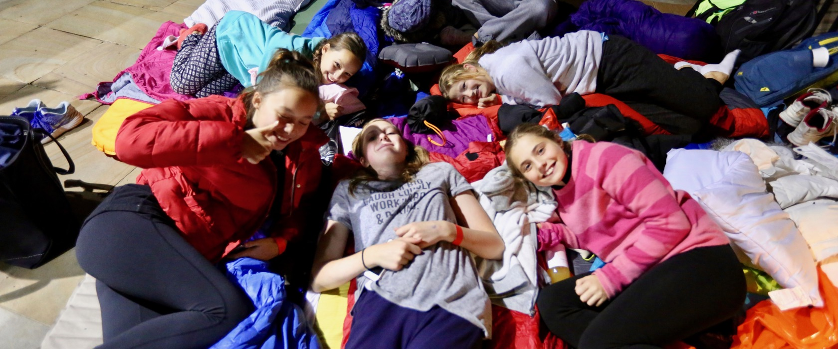 Sleep Out to raise awareness and funds to end homelessness