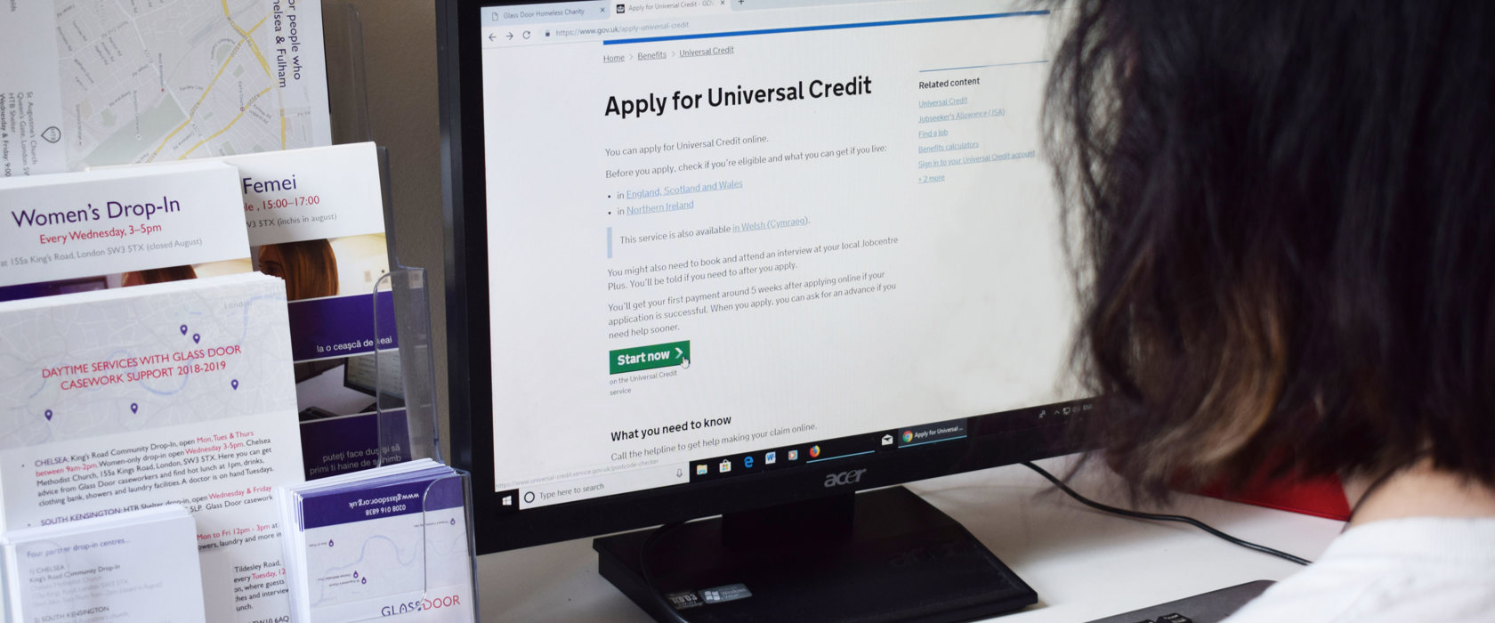 Universal credit hurts most vulnerable