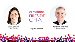Fireside chat with Lucy and Brian