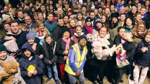 Sleep Out 2019 smashes target