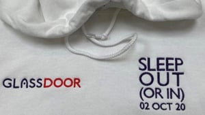 Order your Sleep Out merch