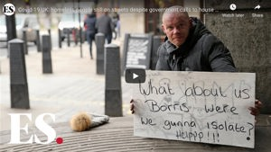 Many still sleeping rough